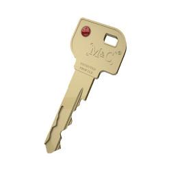 M&C Matrix sleutel nabestellen