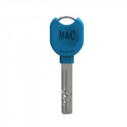 M&C Color sleutel nabestellen